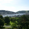 Dartmouth in August.