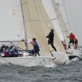 J80 Wave Warrior competing in Germany