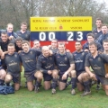 BRNC Rugby team are victorious!