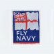 Patch Badge - Fly Navy
