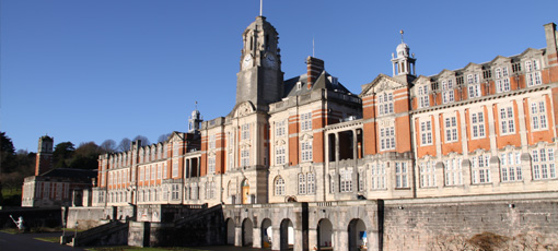 BRITANNIA ROYAL NAVAL COLLEGE GUIDED TOURS