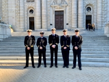 BRNC Links with US Naval Academy