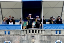 Summer Passing-out Parade